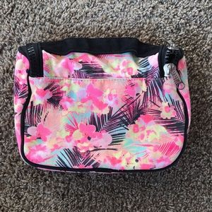 PINK Victoria's Secret Bags - USED VS PINk Makeup travel Case Hawaiian floral